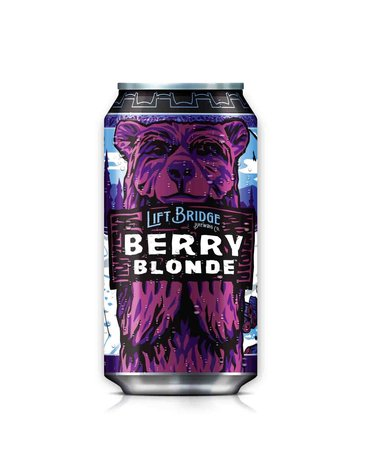 Berry Blonde
