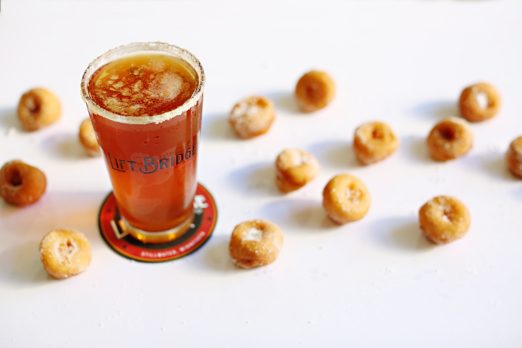 Mini Donut Beer
