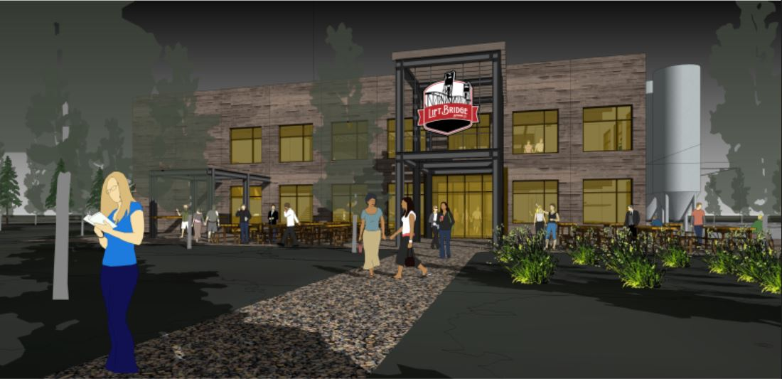 New Brewery Expansion 2019